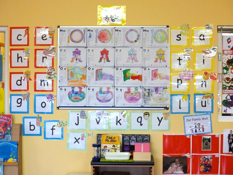 Ennis Montessori School Siolta award